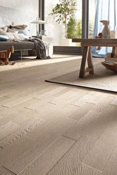 Parkettboden aus Holz - Ambiente
